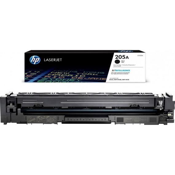 HP 205A Black Original LaserJet Toner Cartridge (CF530A)
