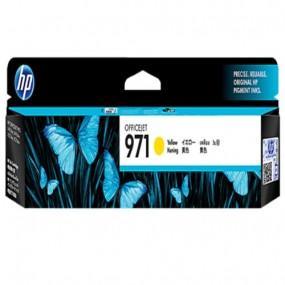 HP Original 971XL High Yield Yellow Ink Cartridge(CN628AE)